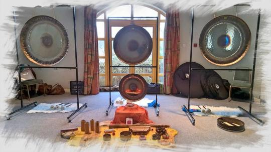 19.03.2016 Gongs at Lough Lannagh